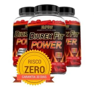 Garantia do Diurex Fit power Original