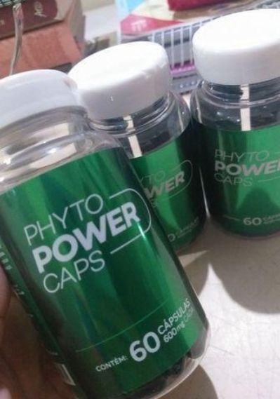 Phyto Power Caps Como tomá-lo