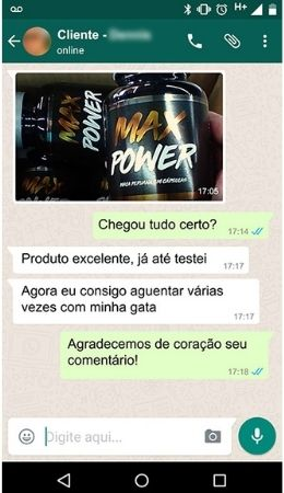 max power relato